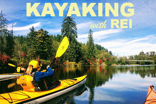 Adventures Kayaking