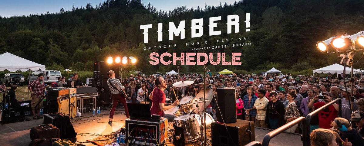Timber Schedule Header
